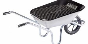 Brouette-barbecue